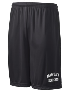 "Hawley Middle School Bearcats Men's Competitor Short, 9"" Inseam"