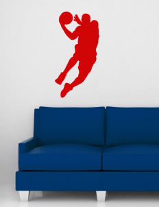 "The Carey School Eagles Wall Silhouette Decal 20"" x 32"""