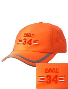 Hawaii Seasider  Embroidered Safety Cap