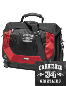 Carrizozo High School Grizzlies Embroidered OGIO Jack Pack Messenger Bag