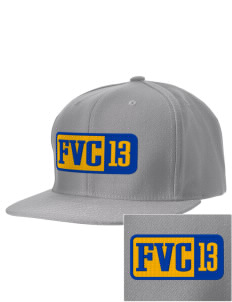Flathead Valley Christian School Colts Embroidered D-Series Cap