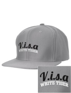 V.I.S.A White Tiger Embroidered D-Series Cap