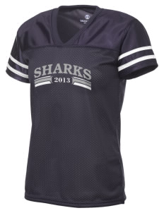 Puget Sound Adventist Academy Sharks Holloway Women's Fame Replica Jersey