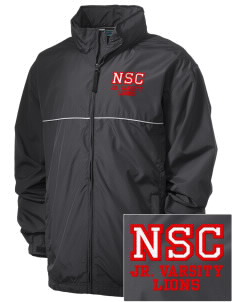 North Seattle Christian School Lions Embroidered Men's Element Jacket