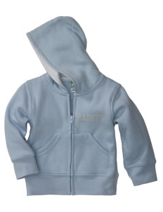 Seattle Lutheran High School Saints Baby Full Zip Hoodie