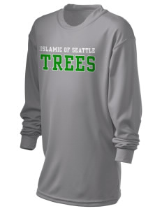 Islamic School Of Seattle Trees Holloway Kid's Performance Spark Long Sleeve T-Shirt