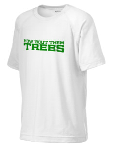 Islamic School Of Seattle Trees Kid's Ultimate Performance T-Shirt