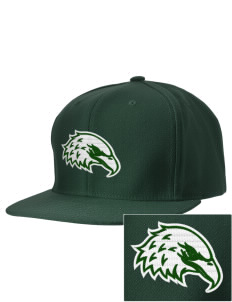 Evergreen Academy Eagles Embroidered D-Series Cap