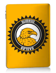 Silverwood School Eagles Apple iPad Skin