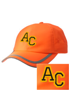 Arlington Christian School Lions  Embroidered Safety Cap