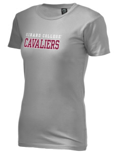 Girard College Cavaliers Alternative Women's Basic Crew T-Shirt