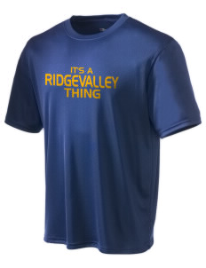 Ridgevalley School  Champion Men's Wicking T-Shirt