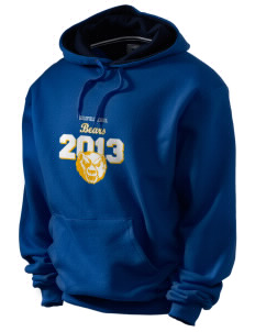 Goldfield School Bears Champion Men's Hooded Sweatshirt