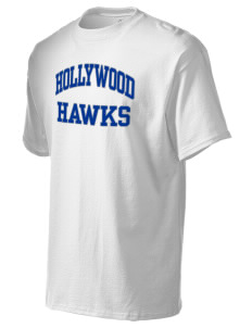 Hollywood Elementary School Hawks Tall Men's Essential T-Shirt