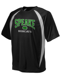 Speake School Bobcats Champion Men's Double Dry Elevation T-Shirt