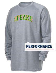 Speake School Bobcats Men's Ultimate Performance Long Sleeve T-Shirt