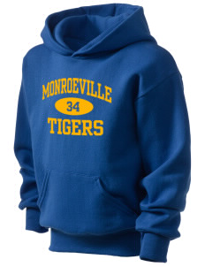 Monroeville Elementary School Tigers Kid's Hooded Sweatshirt