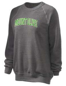 Mount Olive Elementary School Tigers Unisex Alternative Eco-Fleece Raglan Sweatshirt
