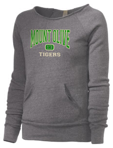 Mount Olive Elementary School Tigers Alternative Women's Maniac Sweatshirt