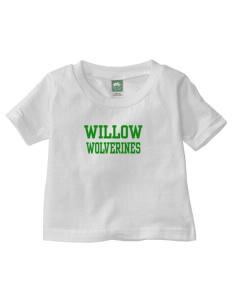 Willow Elementary School Wolverines Toddler T-Shirt