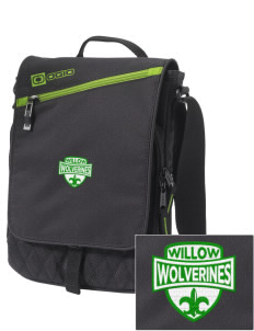 Willow Elementary School Wolverines Embroidered OGIO Module Sleeve for Tablets