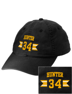 Hunter Elementary School Hornets Embroidered Vintage Adjustable Cap