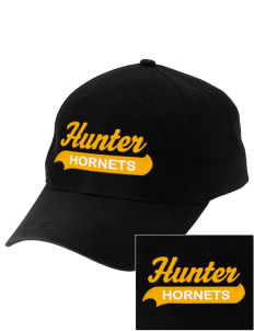 Hunter Elementary School Hornets Embroidered Low-Profile Cap