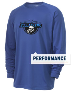 Valdez High School Buccaneers Men's Ultimate Performance Long Sleeve T-Shirt