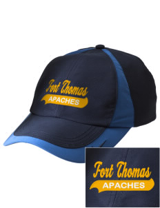 Fort Thomas Elementary School Apaches Embroidered Nike Golf Colorblock Cap