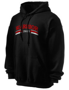 Howard D. Woodson Sr. High Warrior Ultra Blend 50/50 Hooded Sweatshirt