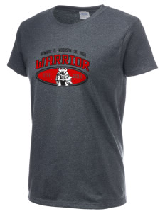 Howard D. Woodson Sr. High Warrior Women's 6.1 oz Ultra Cotton T-Shirt