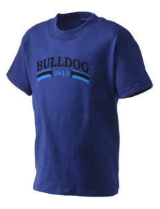 Truman high school Bulldog Kid's T-Shirt
