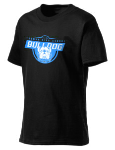 Truman high school Bulldog Kid's Lightweight T-Shirt