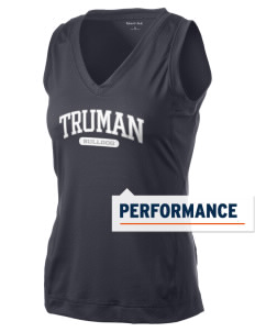 Truman High School Bulldog Women's Performance Fitness Tank