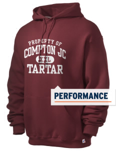 compton jc tartar Russell Men's Dri-Power Hooded Sweatshirt