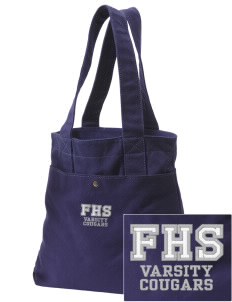 fa'asao high cougars Embroidered Alternative The Berkeley Tote