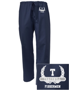 Tracewell fishermen Embroidered Scrub Pants
