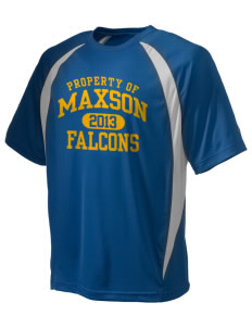 Maxson Elementary School Falcons Champion Men's Double Dry Elevation T-Shirt
