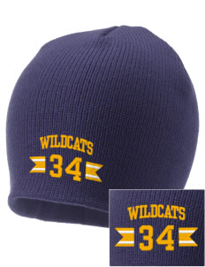 Bixby Elementary School Wildcats Embroidered Knit Cap