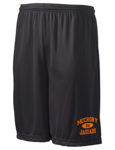"McCrory High School Jaguars Men's Competitor Short, 9"" Inseam"