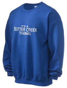 Sutter Creek Elementary School Wolverines Ultra Blend 50/50 Crewneck Sweatshirt