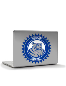 "Durham Elementary School Tigers Apple MacBook Pro 15"" & PowerBook 15"" Skin"
