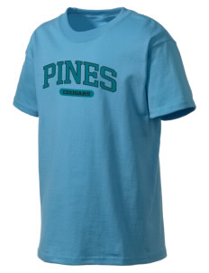 Pines Elementary School Cougars Kid's Essential T-Shirt