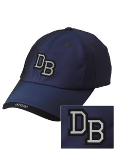 Discovery Bay Elementary School Dolphins Embroidered OGIO X-Over Cap