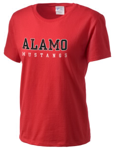 Alamo Elementary School Mustangs Women's Essential T-Shirt