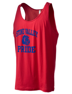 Stone Valley Middle School Pride Men's Jersey Tank