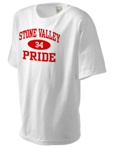 Stone Valley Middle School Pride Kid's Organic T-Shirt