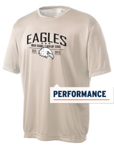 Indian Diggings Elementary School Eagles Men's Competitor Performance T-Shirt