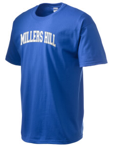 Millers Hill Middle School Hawks Ultra Cotton T-Shirt