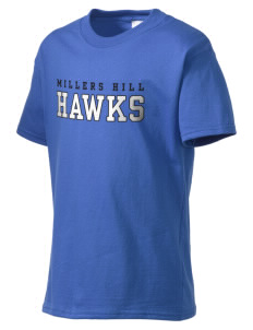 Millers Hill Middle School Hawks Kid's Essential T-Shirt